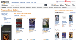 Sentinel Amazon #1 bestseller