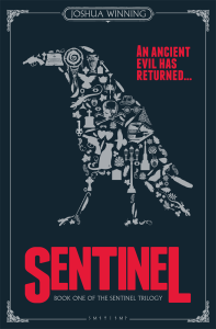 Sentinel Joshua Winning book cover raven