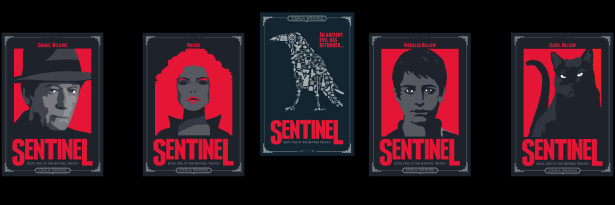 Sentinel Trilogy